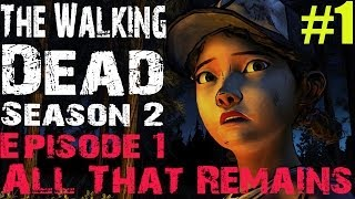 The Walking Dead Season 2, Episode 1: All That Remains with GirlonDuty Thumbnail