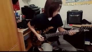 Khalifah - Assalamualaikum Ustazah (Guitar Cover)