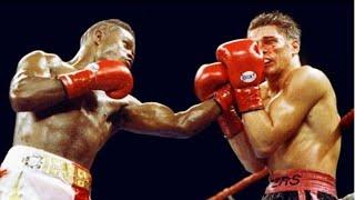 Terry Norris vs Troy Waters - Highlights (Amazing SLUGFEST)