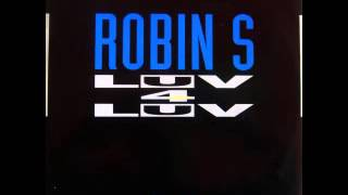 Robin S - Luv 4 Luv [Stones Club Mix]