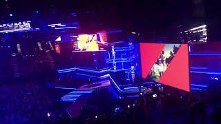 [FANCAM] 180520 BTS winning the Billboard Music Award for Top Social Artist - bts skit billboard music awards speech 和訳