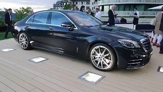 Вот он, новый Mercedes S Class 2018