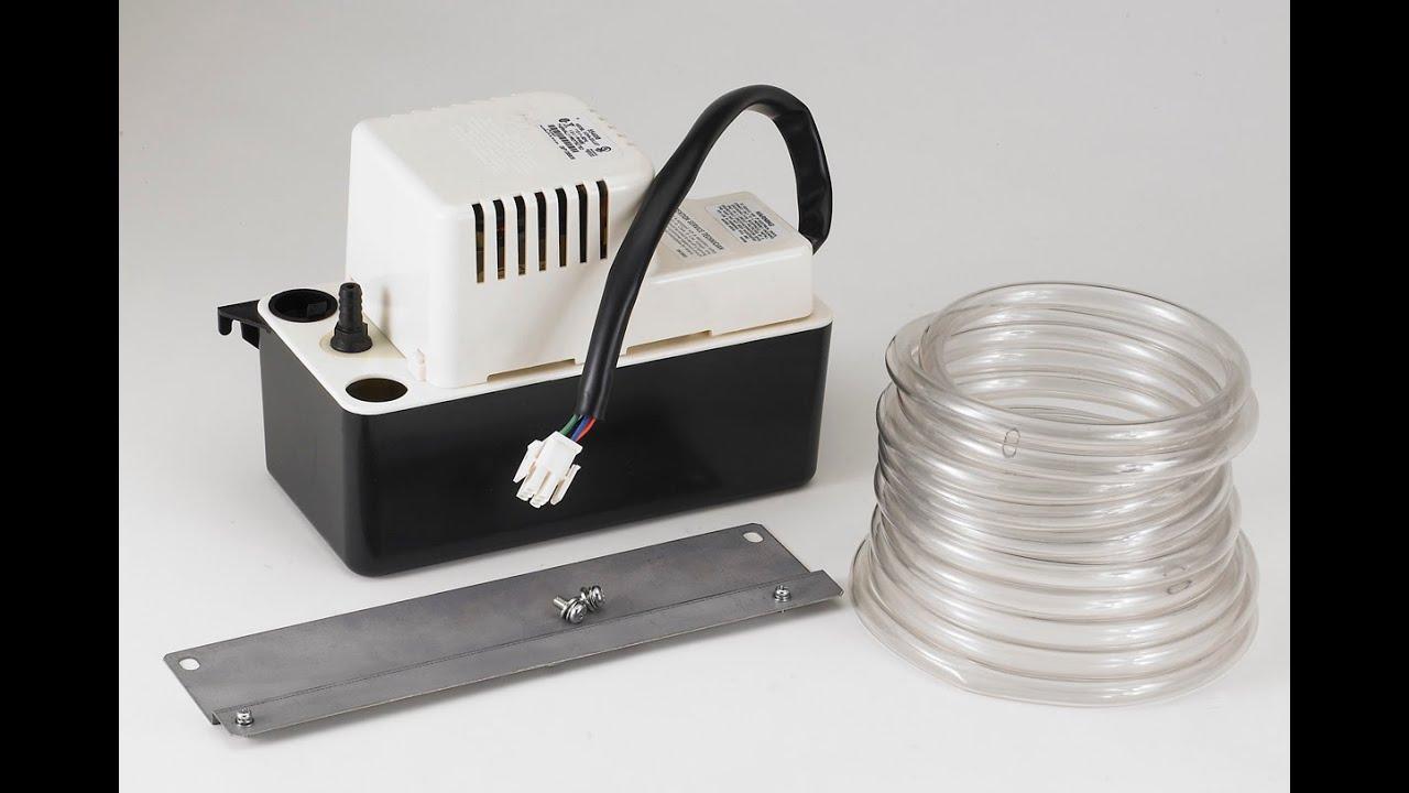 Condensate Pump Wiring