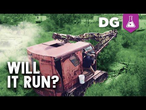 Will a 2-Stroke Detroit Diesel Run on 20 Year Old Fuel?
