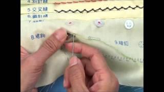基本手縫練習作業- H 14