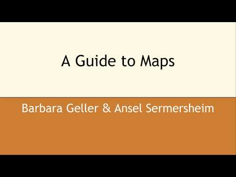 A Guide To Maps