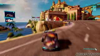 Cars 2: The Video Game | Max Schnell - Casino Tour! | WhitePotatoYT!