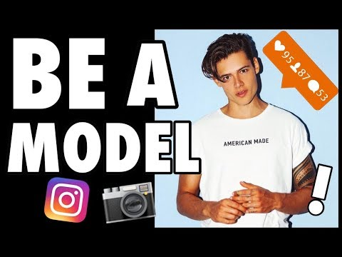 How to BECOME an INSTAGRAM MODEL FAST! (no experience needed)