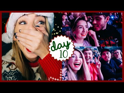 NASTY SURPRISE & AMAZING NIGHT OUT | VLOGMAS