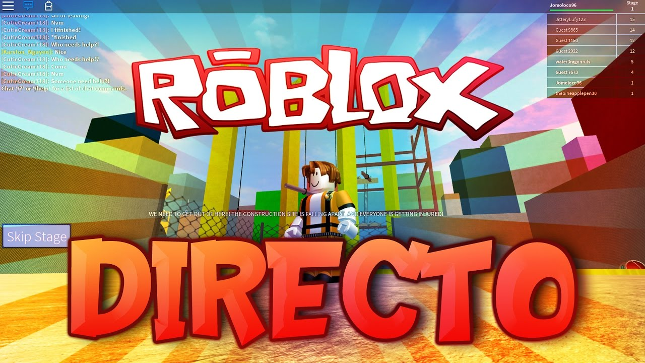 best roblox parkour games