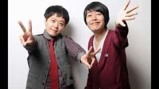 お笑いコンビうしろシティの金子さんと阿諏訪(あすわ)さんが、ネタ作...