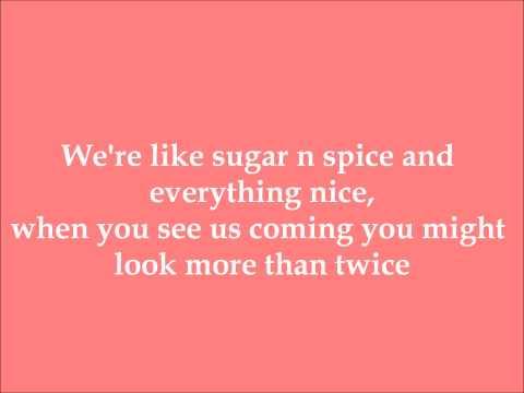 Sugar N Spice - Ashley Jana (Dance Moms) - Lyrics
