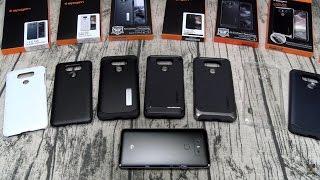 LG G6 Spigen Case Lineup