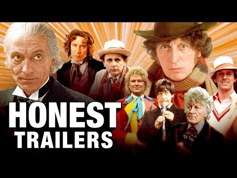 Honest Trailers - Doctor Who (Classic)