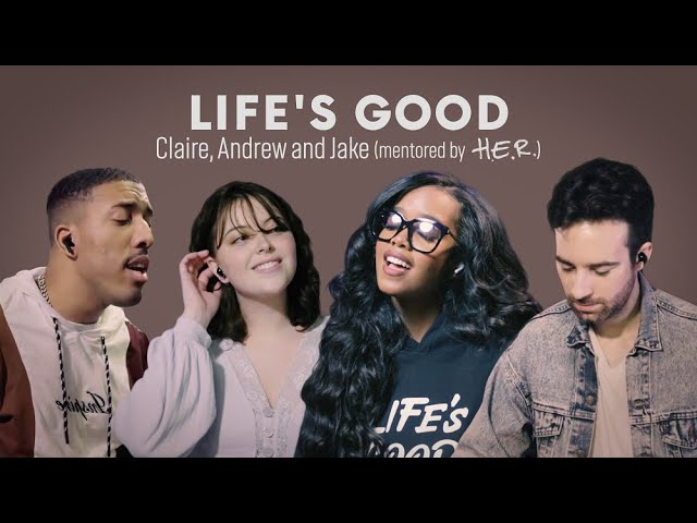Andrew Music Williams' Collaboration With H.E.R. for Life's Good (LG) Campaign Racks Up25 Million V