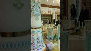 Энвер и Настя крымско-татарская свадьба