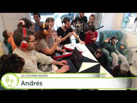 COLUMNA BAJON por Andrés Sirabonian en NADA SIN NOSOTROS 27JUL17