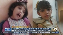 Mexico allows family of 11-year-old to use cannabis oil