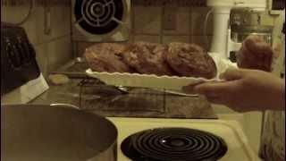 Cinnamon Raisin Bagels  By Diane Love To Bake