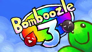 BOMBOOZLE 3 Level 1-6 Walkthrough