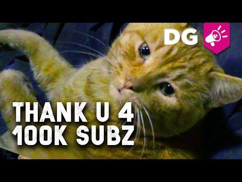 Nuts N Bolts would like to thank u for 100000 subz!