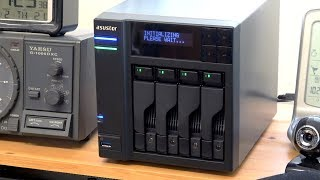 Backup Your Video & Data with a 4 Bay NAS Enclosure