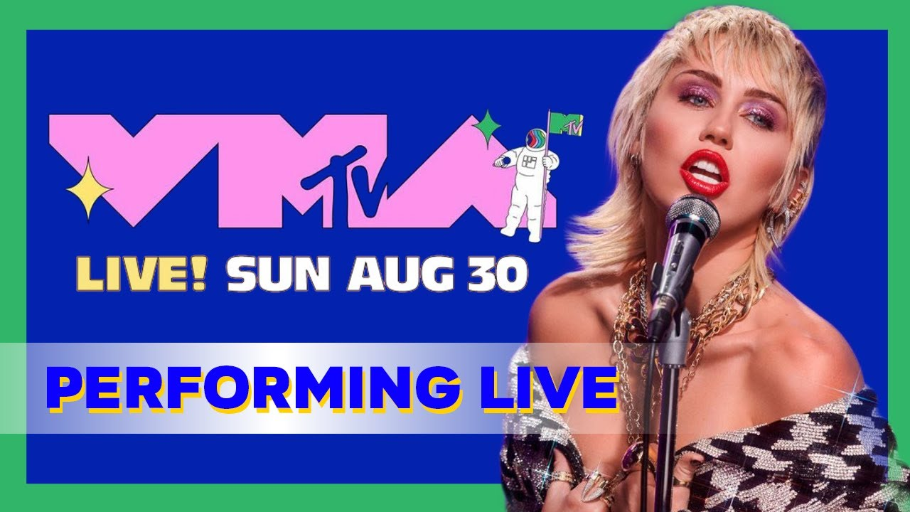 Mtv Video Music Awards 2020 Live Performance Youtube