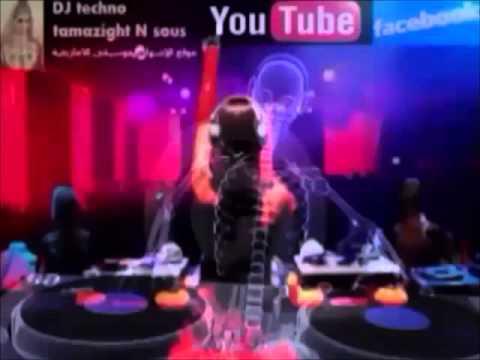 Dj techno music - tamazight - tachlhit N souss 2015 #11