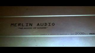 New Sub Amp - Merlin Audio MEAM2000D