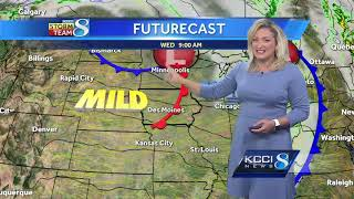 The latest KCCI weather forecast. Subscribe to KCCI on YouTube now ...