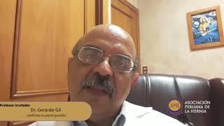 Dr. Gerardo Gil participará en II Congreso Internacional de la Hernia