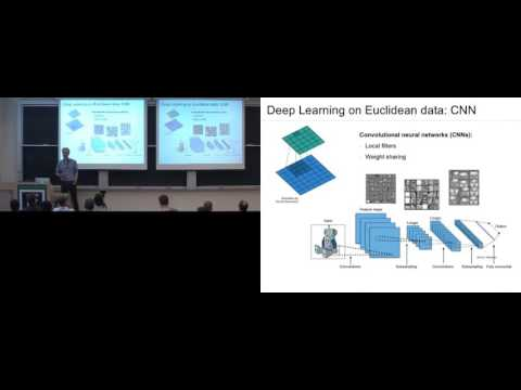 Max Welling: Generalizing Convolutions for Deep Learning