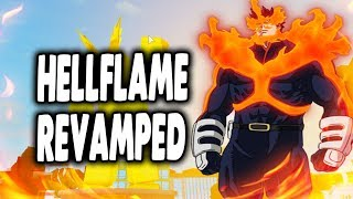 [NEW CODE] Revamped Hellflame Quirk | Boku No Roblox Remastered | iBeMaine
