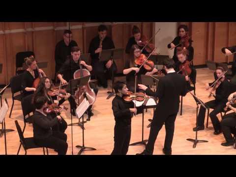 Lukas Sánchez - 2017 Kaufman Music Center Concerto Competition Winners' Concert