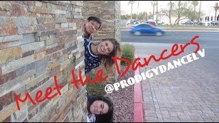 Meet The Dancers| episode 4| Prodigy Dance Crew