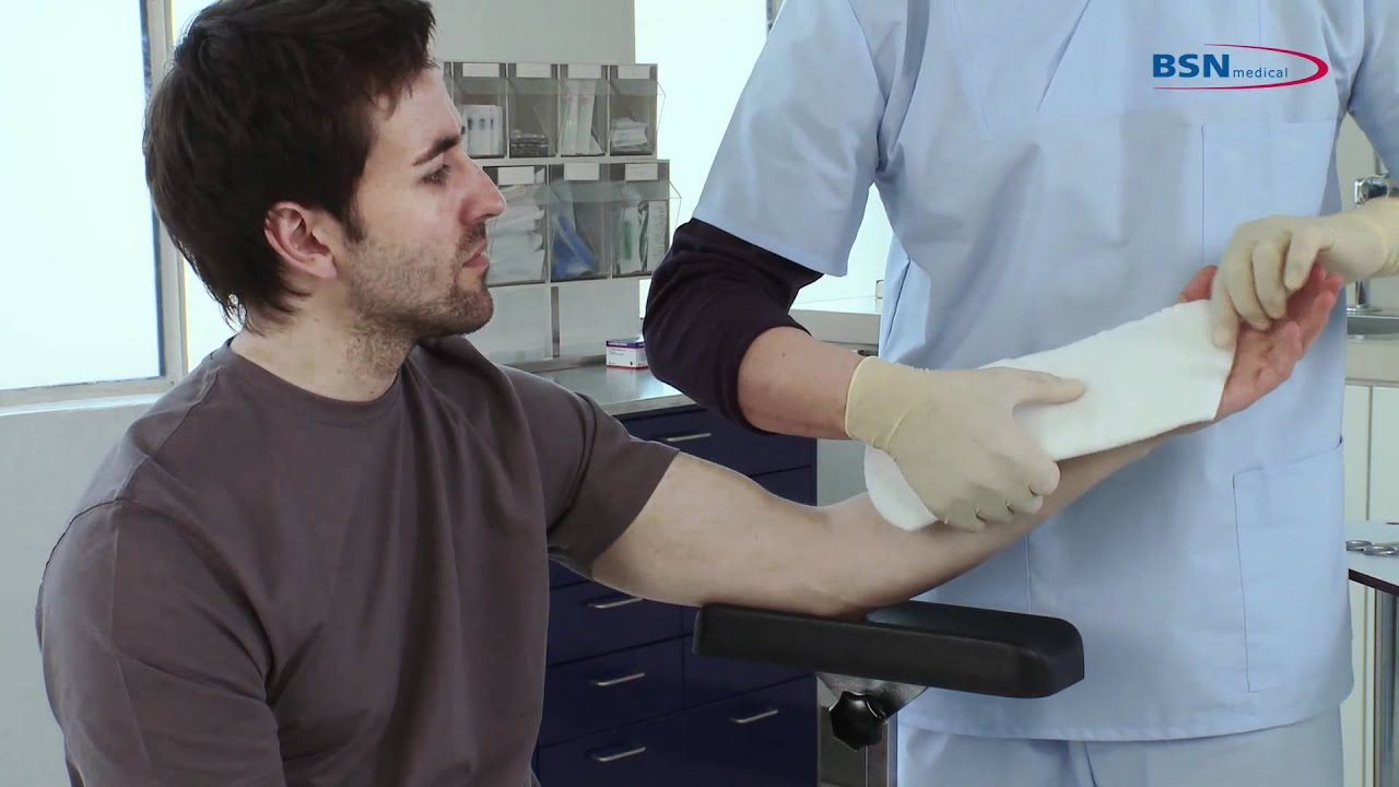 Volare Schiene Nach Fraktur De By Bsn Medical Mov Youtube