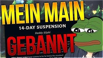 MEIN MAIN WURDE GEBANNT??!?!?! [League of Legends] [ Deutsch / German]