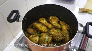 Chicken Curry Recipe - Easy Step By Step Indian Masala - How to cook Chicken Curry
