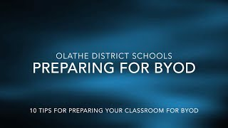 Ten Tips for Preparing Your Classroom for BYOD