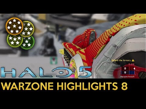 Halo 5: Guardians - Warzone Highlights 8