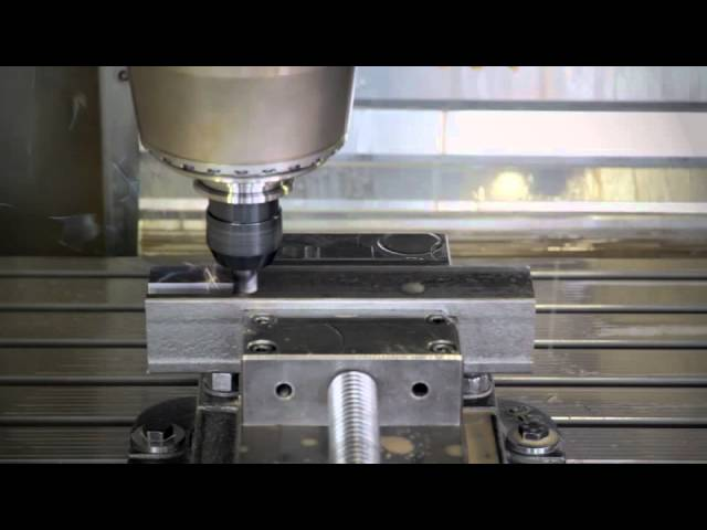 SLOT MILLING WITH SAU TOOLS