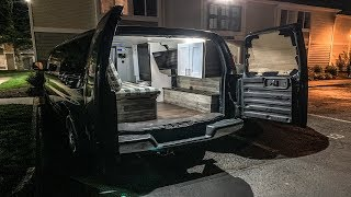 Selling a Stealth Tiny Home | ( Cargo Van )