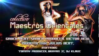 CULISUELTA SOY PARKITA MIX FT GABER BEAT CD VOL 1 MAESTROS ORIENTALES