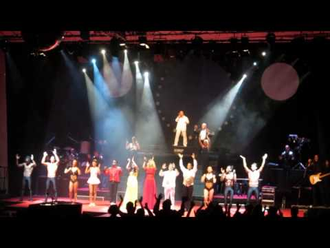 Queen - We will rock you. Live performance by History Tenerife
