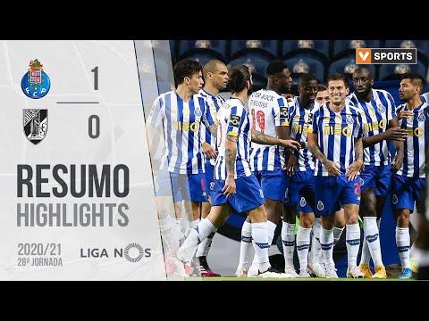 Highlights | Resumo: FC Porto 1-0 Vitória SC (Liga 20/21 #28)