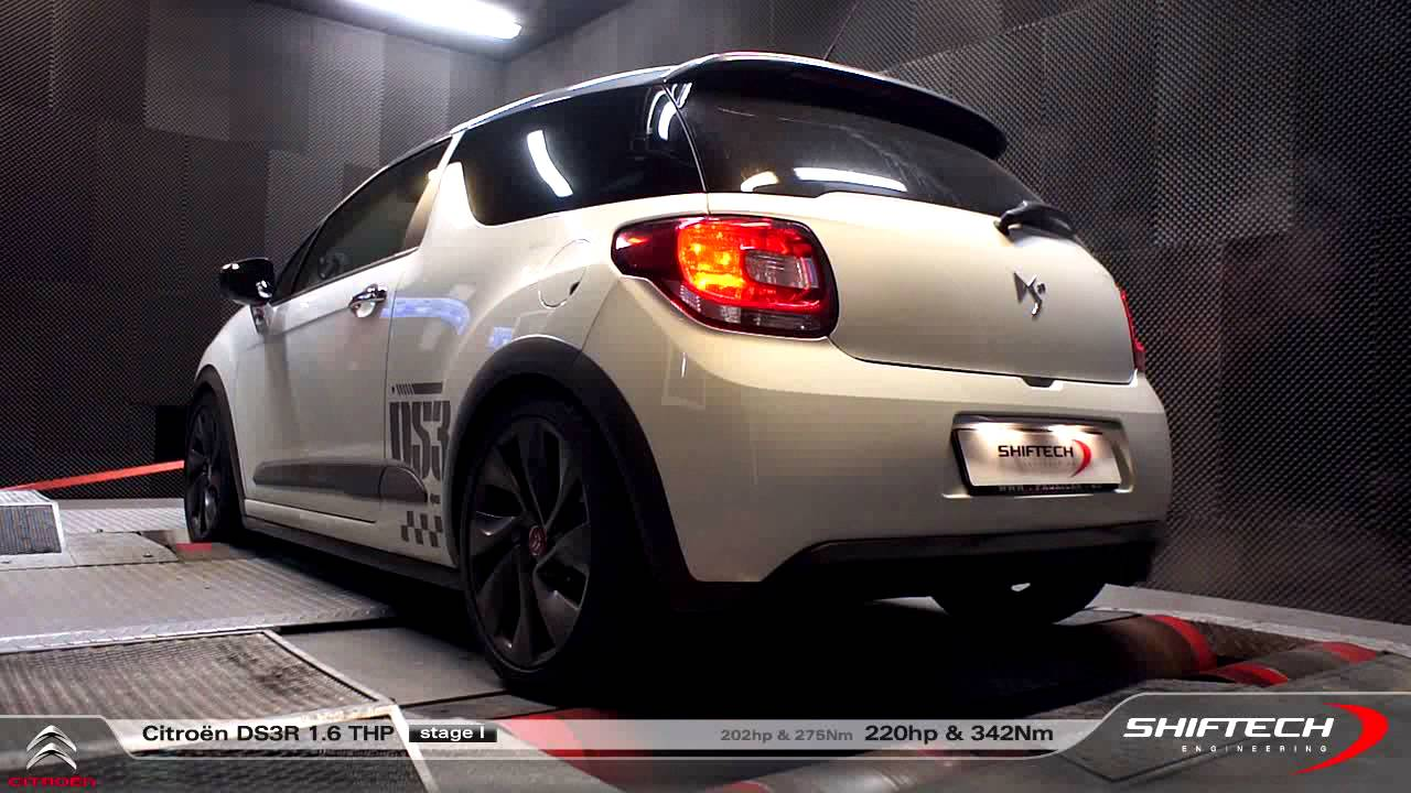reprogrammation moteur citroen ds3r 1 6 thp 200hp 220hp really good original exhaust sound. Black Bedroom Furniture Sets. Home Design Ideas