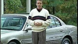Buick LeSabre 2000 - Product Master Video (Part 1)
