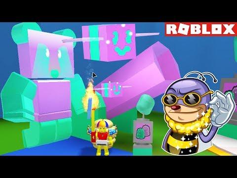 ОБНОВЛЕНИЕ С ЖВАЧКАМИ В РОБЛОКС СИМУЛЯТОР ПЧЕЛОВОДА - ROBLOX BEE SWARM SIMULATOR(Update Gummy Bear)