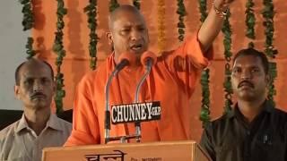 UP CM Yogi Adityanath's speech at during Abhinandan Samaroh in Gorakhpur, Uttar Pradesh : 25.03.2017