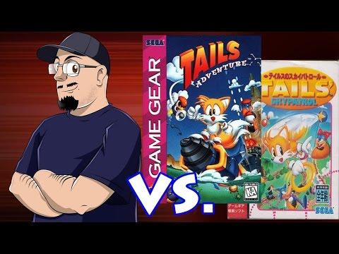 Johnny vs. Tails Skypatrol & Adventure